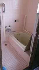 1216サイズの浴槽