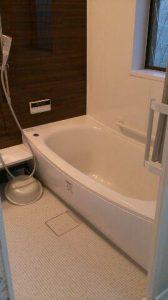 1616サイズの浴槽