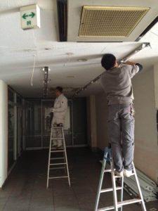 姫路店舗改装工事1