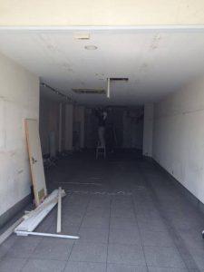 姫路店舗改装工事2